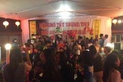 Crowd Shot - Mid-Autumn Harvest Children's Festival at An Lac Mission Ventura Buddhist Center