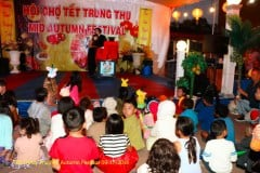 Audience Shot - Mid-Autumn Harvest Children's Festival at An Lac Mission Ventura Buddhist Center